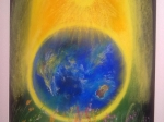 pročišťování aury Země